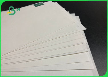 30gsm To 300gsm Food Grade White Kraft Paper For Food Packaging