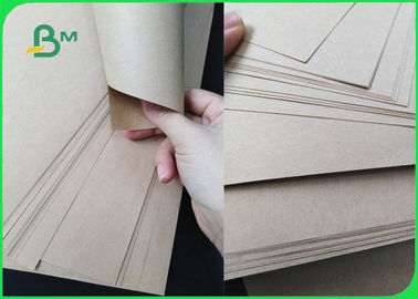 47gsm Unbleached Kraft Paper Food Packaging Paper For Grocery Bags